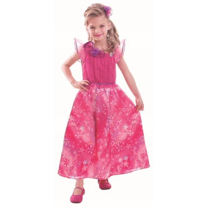 Kostüm - Barbie - Und die geheime Tür - für Kinder - 2-teilig