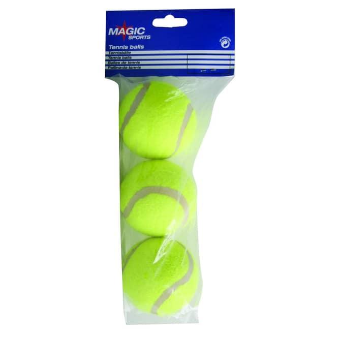 Tennisbälle - 3er Pack
