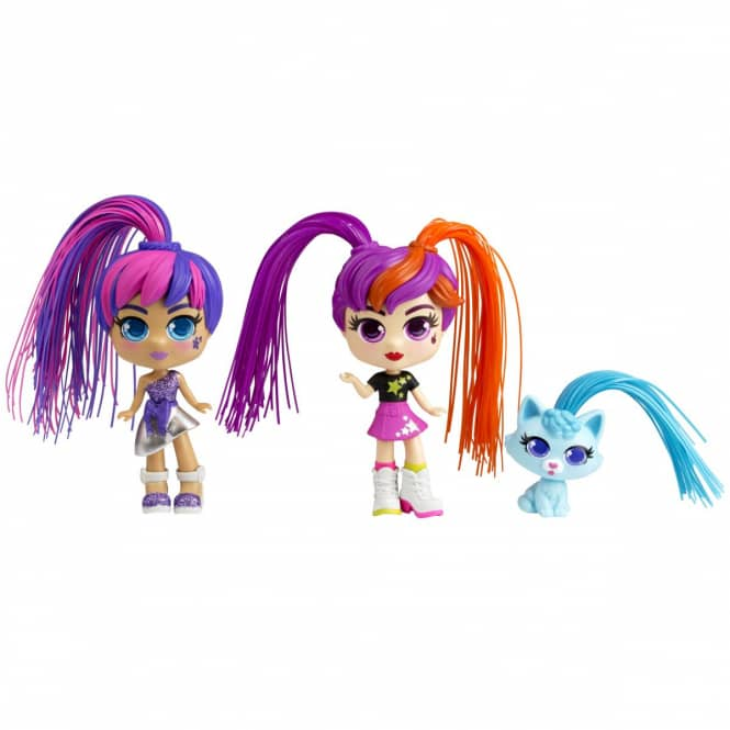Curli Girls - Twin Pack