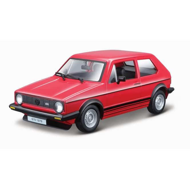 VW Golf 1 - von 1979 - Modellauto - 1:24