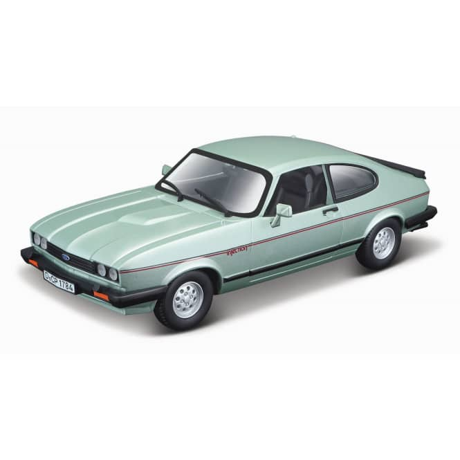 Ford Capri - von 1973 - Modellauto - 1:24