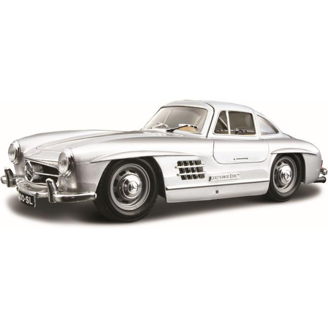 Mercedes 300SL - von 1954 - Modellauto - 1:24