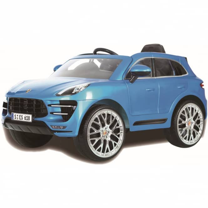 Kinder-Elektrofahrzeug - Porsche Macan Turbo Premium RC - mit Radio