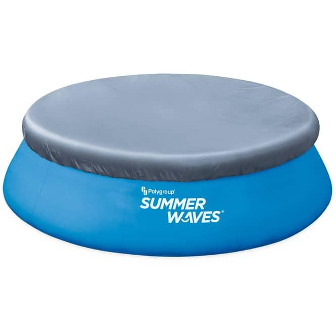 Abdeckplane für Ring Pool Summer Waves