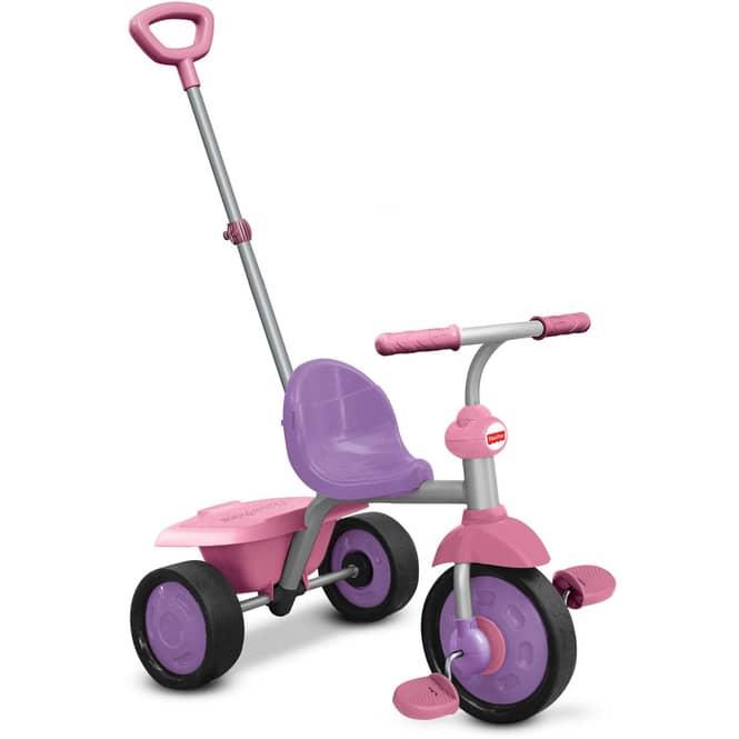 smarTrike Dreirad - Fisher Price Glee - pink/lila