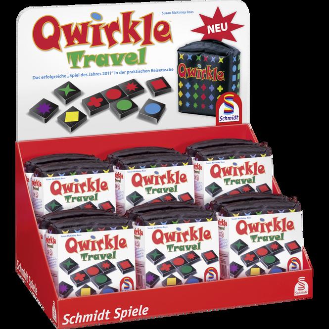 Qwirkle Travel  Schmidt Spiele