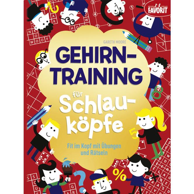 Gehirntraining für Schlauköpfe - Edition XXL