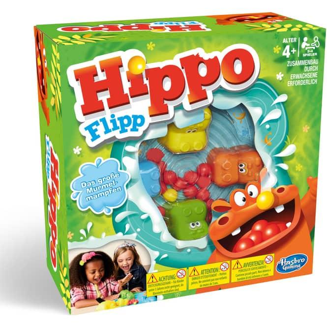 Hippo Flipp - Das große Murmelmampfen - Hasbro Gaming