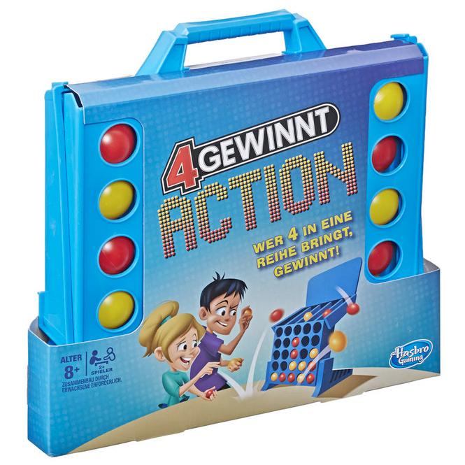 4 Gewinnt Action - Hasbro Gaming
