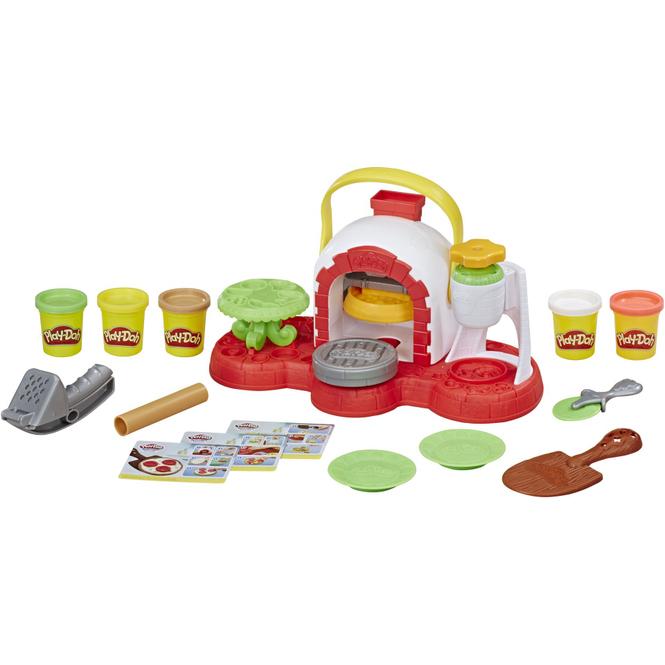 Play-Doh Kitchen - Pizzaofen - Knetset