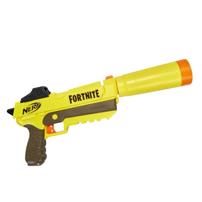 Fortnite - SP-L Nerf Elite Dart Blaster - inkl. 6 Elite Darts