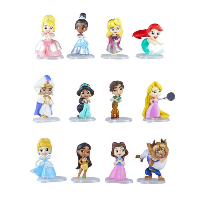 Disney Princess - Comics Kollektion - 1 Stück - Serie 2