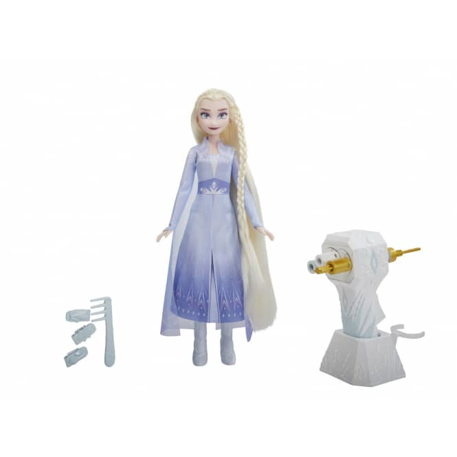 Die Eiskönigin 2 - Flechtspaß Elsa