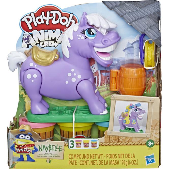 Play-Doh Animal Crew - Showpony - Knetset