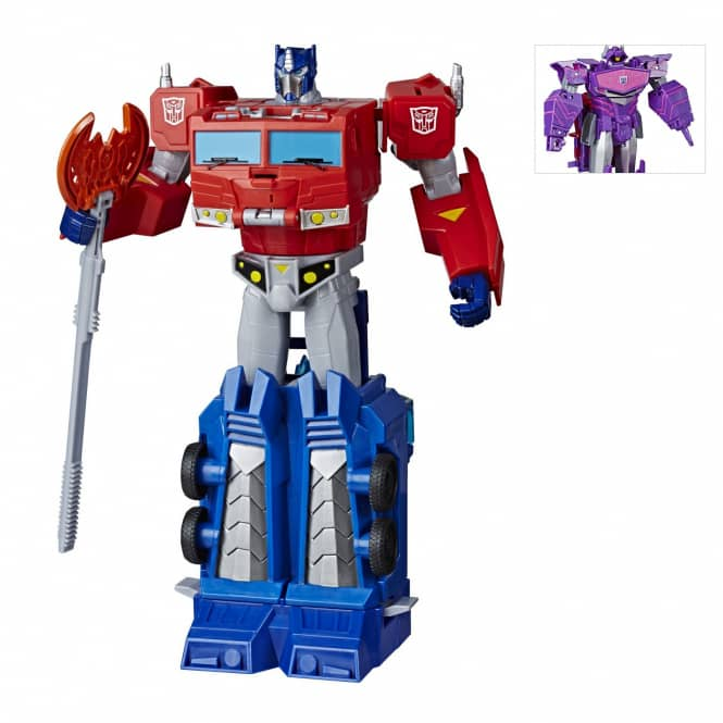 Transformers - Cyberverse Action Attackers Ultimate - Actionfigur