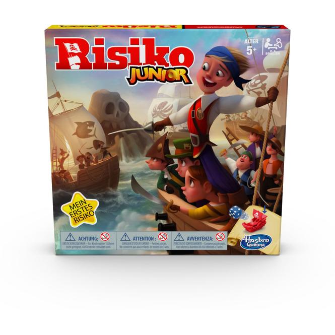 Risiko Junior - Spiel - Hasbro