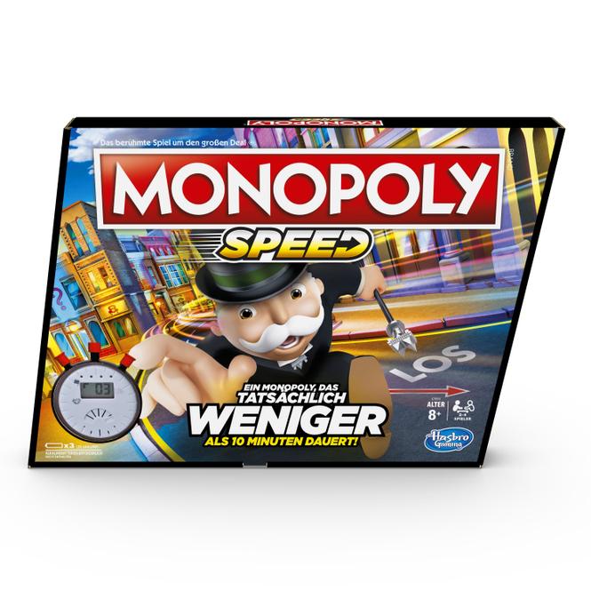 Monopoly Speed - Hasbro Gaming