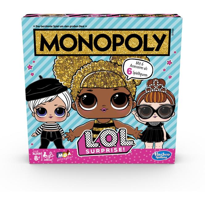 L.O.L. Surprise - Monopoly
