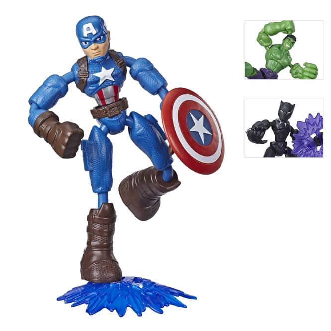 Avengers - Bend and Flex Actionfigur - 1 Stück