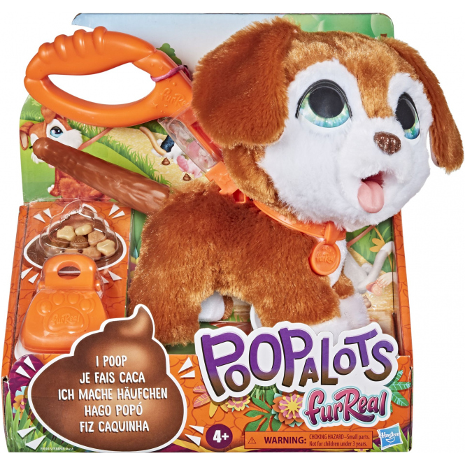 FurReal Friends - PoopAlots - Große Racker - Hund