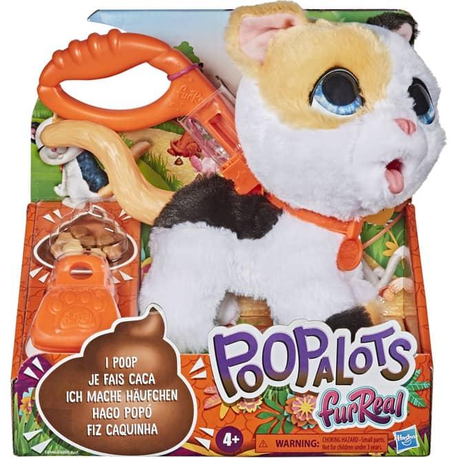 FurReal Friends - PoopAlots - Große Racker - Katze