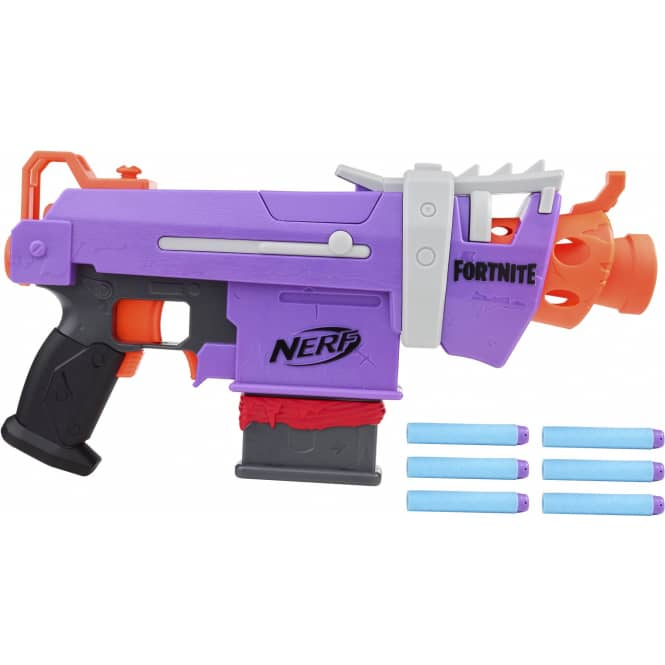 Fortnite - Nerf Softdartpistole SMG-E