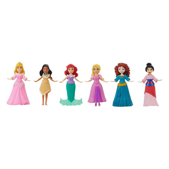 Disney Prinzessin - Styling Überraschung - 1 Sammelpuppe