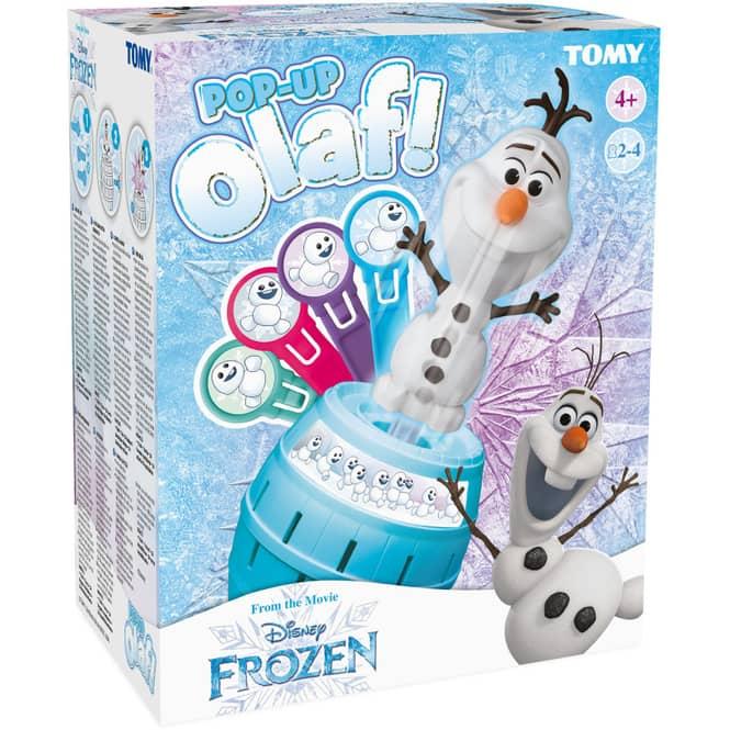 Pop-Up Olaf! - Kinderspiel