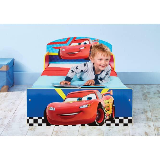 Cars - Kinderbett - ca. 70 x 140 cm