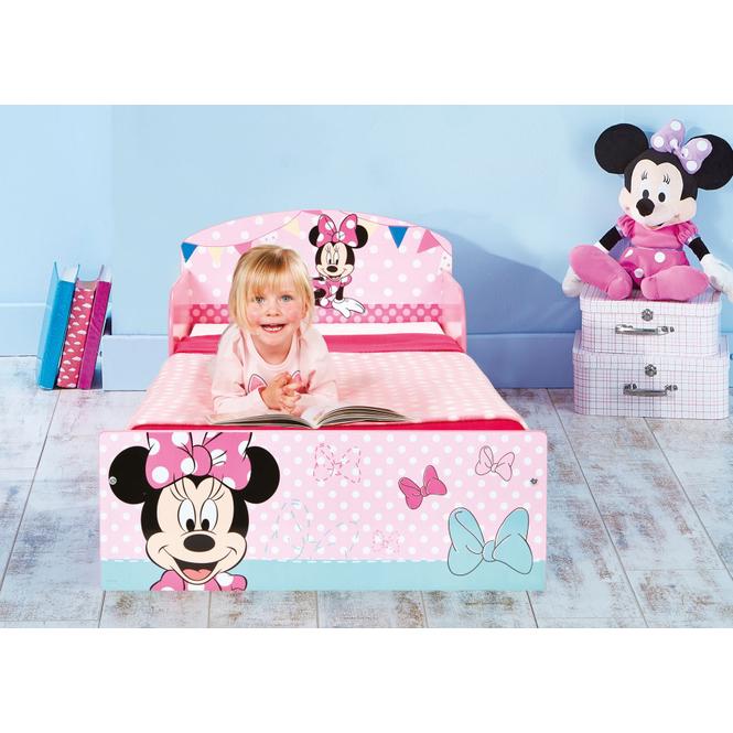 Minnie Mouse - Kinderbett - ca. 70 x 140 cm