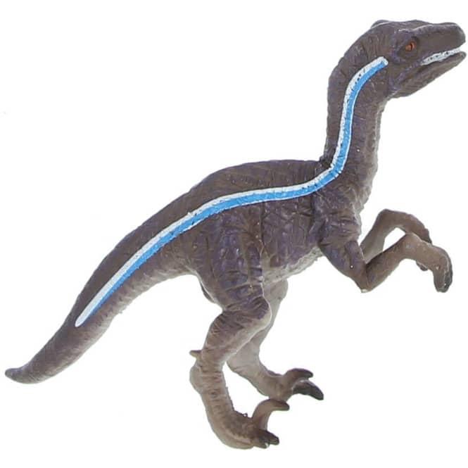 Besttoy Dinosaurier - Velociraptor stehend - Spielfigur 381027