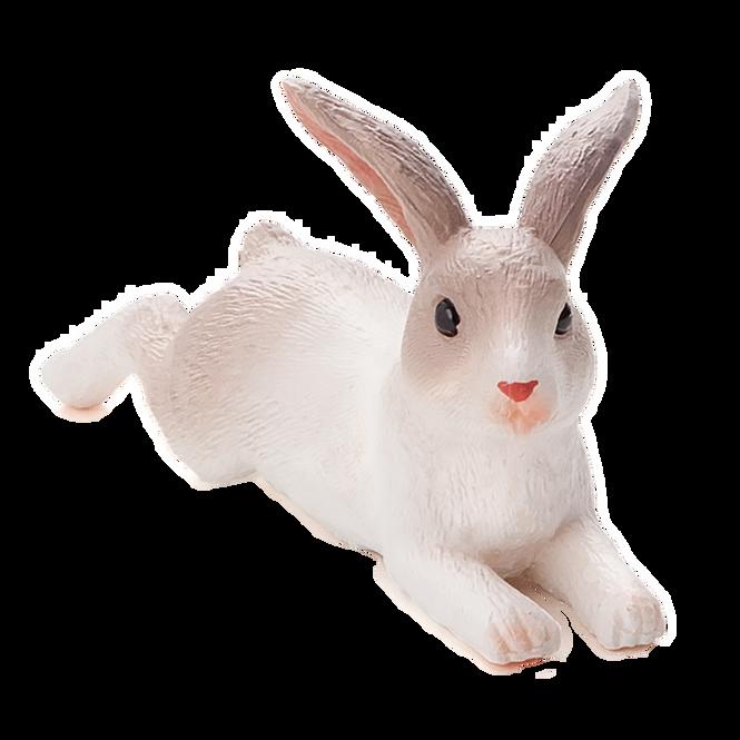 Besttoy Woodland - Hase liegend - Spielfigur 387142
