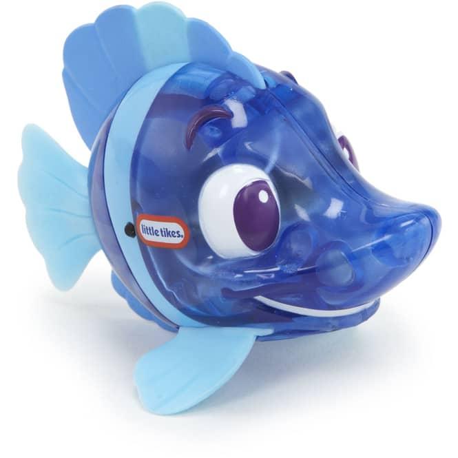 Sparkle Bay - Funkelfisch - blau