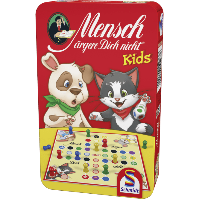 Mensch ärgere dich nicht Kids  Schmidt Spiele