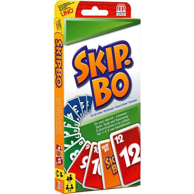 Skip-Bo Mattel