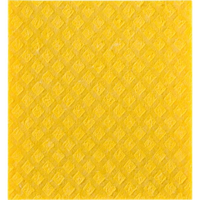 Brunnen - ScolaFlex Schwammtuch - gelb