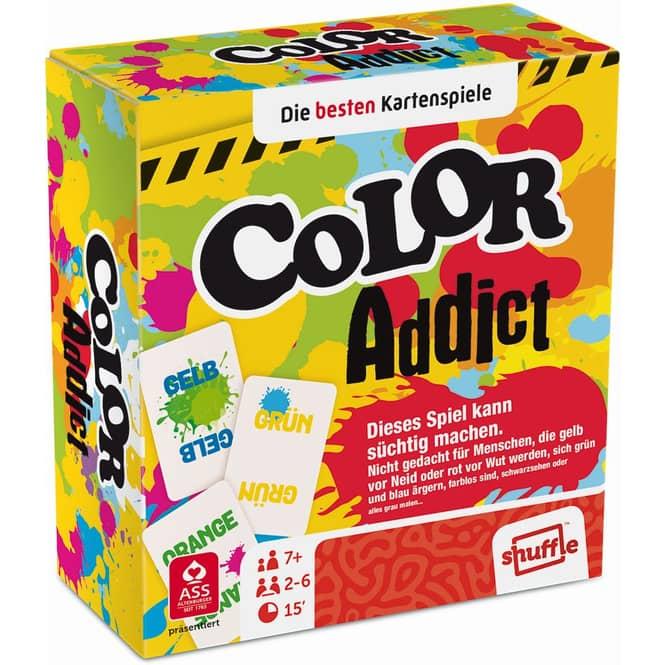 Color Addict - Kartenspiel