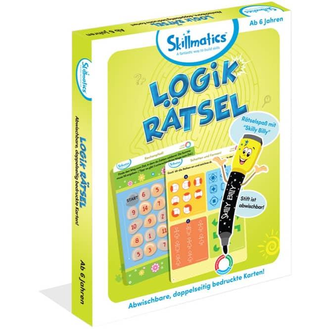 Spiel Logik Rätsel - Skillmatics