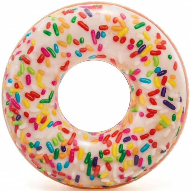 Intex - Schwimmreifen - Donut - ca. 114 cm