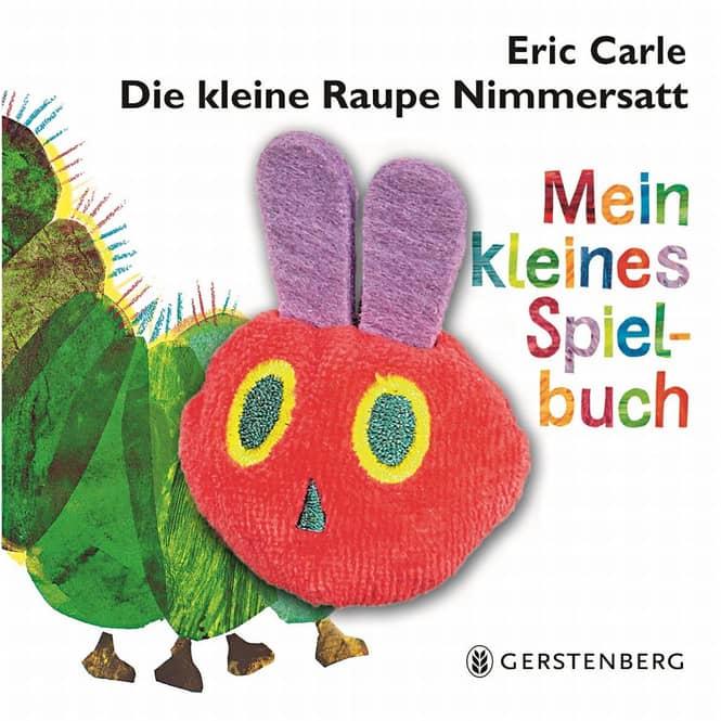 Die kleine Raupe Nimmersatt - Mein kleines Spielbuch - Eric Carle