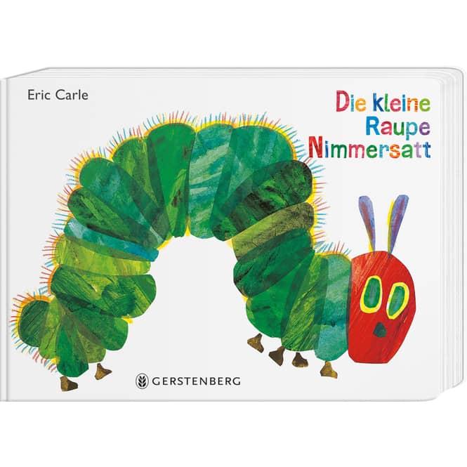 Die kleine Raupe Nimmersatt - Geschenkausgabe - Eric Carle