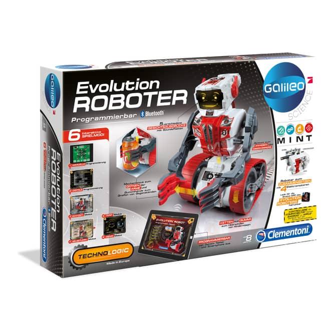 Galileo - Evolution Roboter - Clementoni