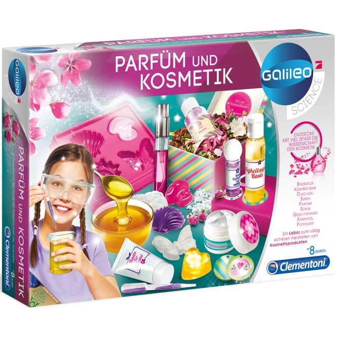 Galileo - Parfüm & Kosmetik Labor - Clementoni