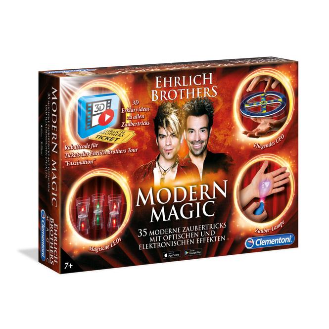 Modern Magic - Ehrlich Brothers - Clementoni
