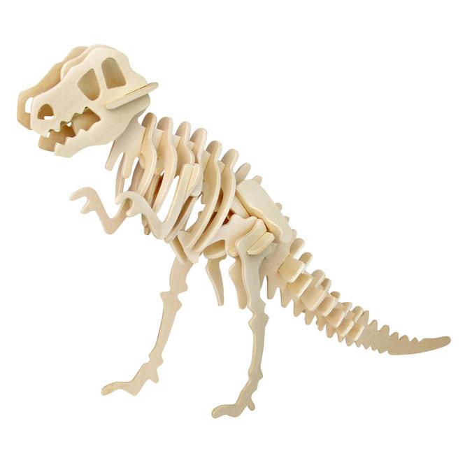 Besttoy - Holz-Modellbau - Dinosaurier - Kleiner Tyrannosaurus