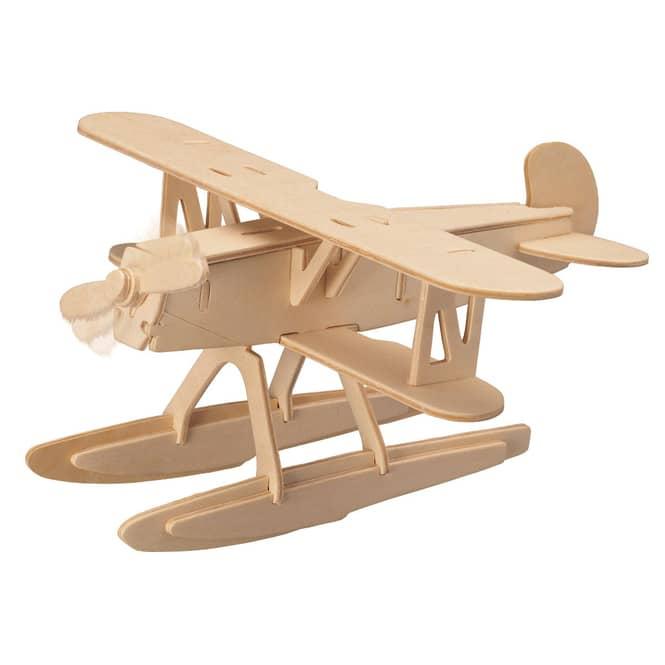 Besttoy - Holz-Modellbau - Flugzeug - Heikel HE51