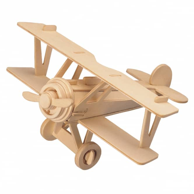 Besttoy - Holz-Modellbau - Flugzeug - Nieuport 17