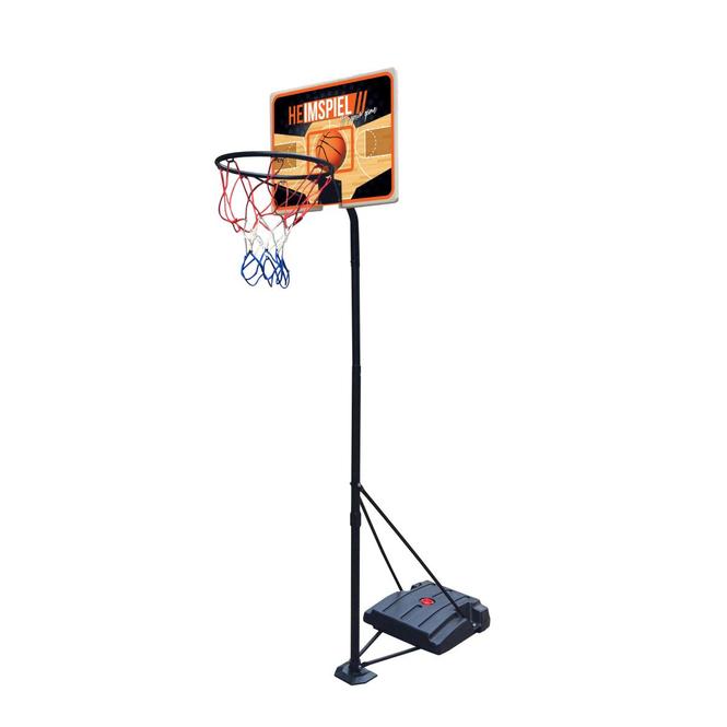 Heimspiel Basketball-Standkorb