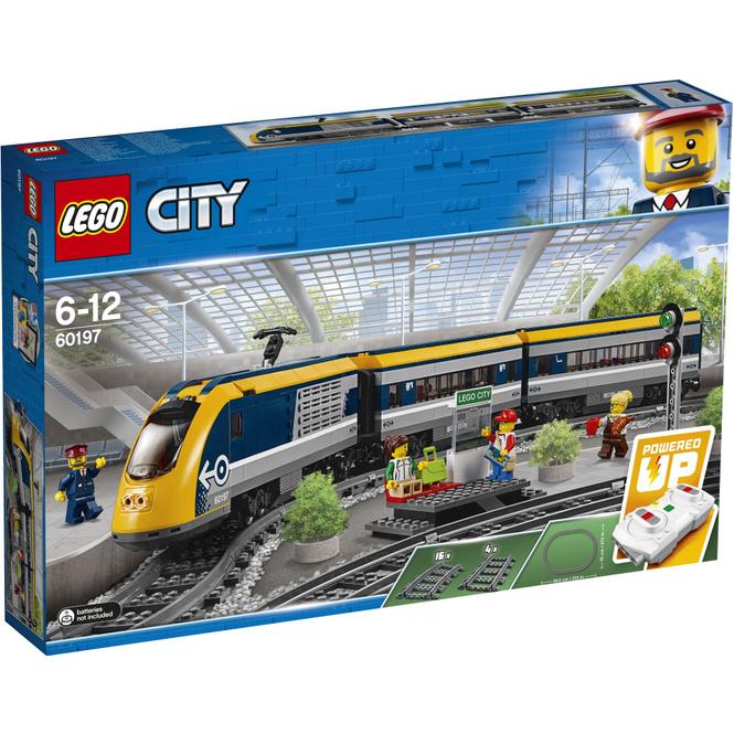 LEGO® City Trains 60197 - Personenzug