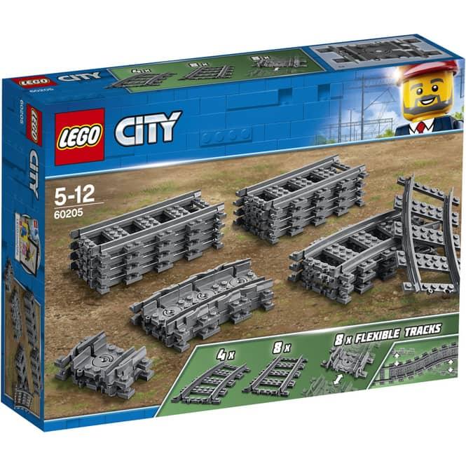 LEGO® City Trains 60205 - Schienen
